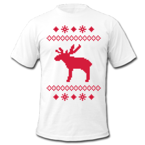 witte-t-shirts-kerstmis